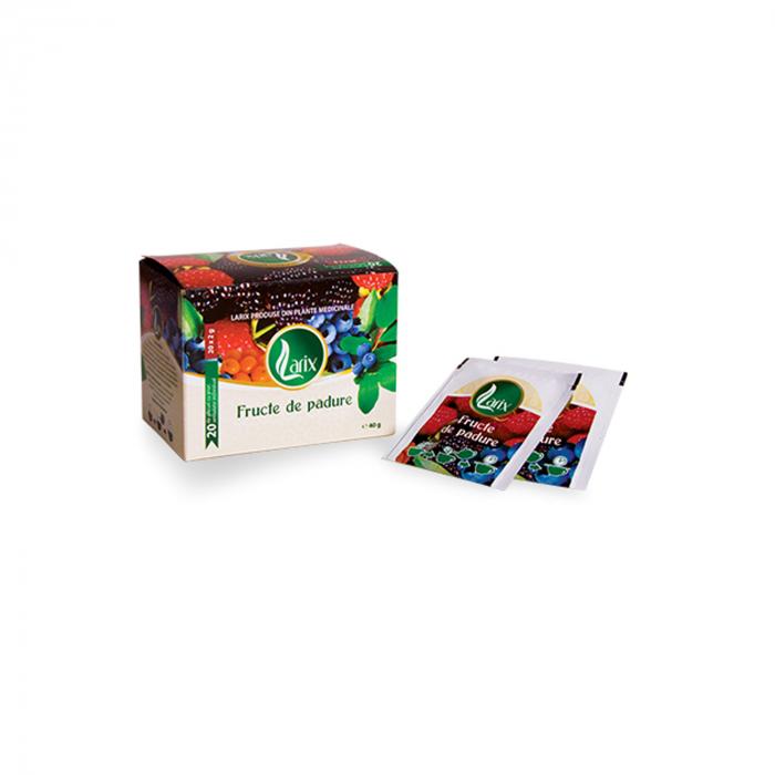 Ceai Fructe De Padure (Supraplic) 20Dz Larix [0]