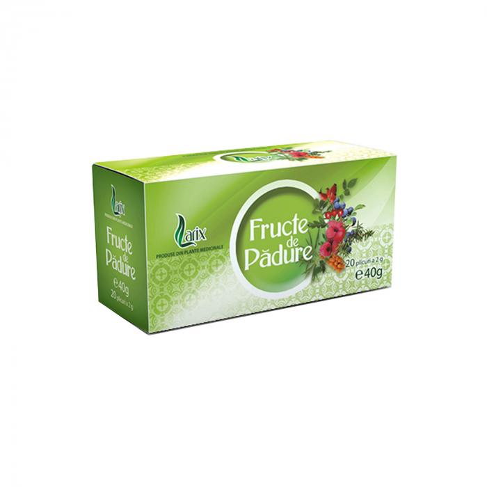 Ceai Fructe Padure 20Dz Larix [0]