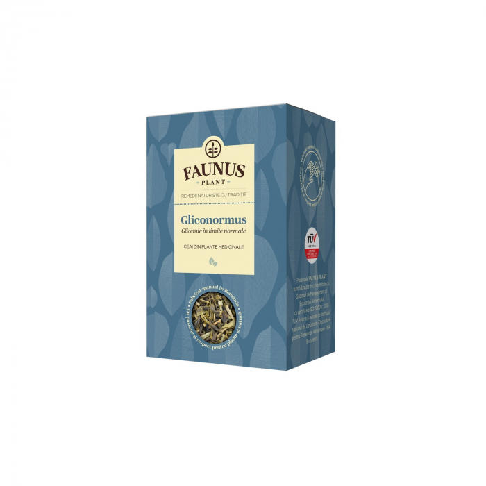 Ceai Gliconormus 90G Faunus Plant [0]