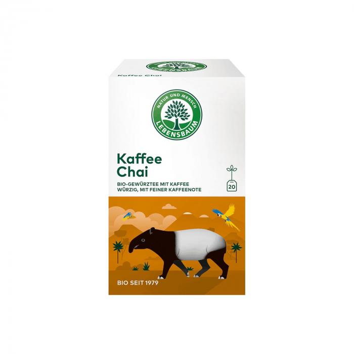 Ceai Kaffee Chai 20Dz Lebensbaum 40g [0]