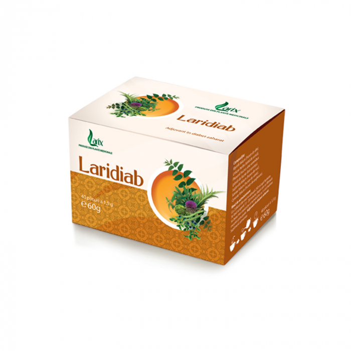Ceai Laridiab 40Dz Larix [0]