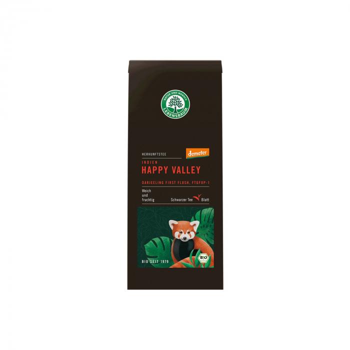 Ceai Negru Bio Happy Valley - India, 100G Lebensbaum [0]