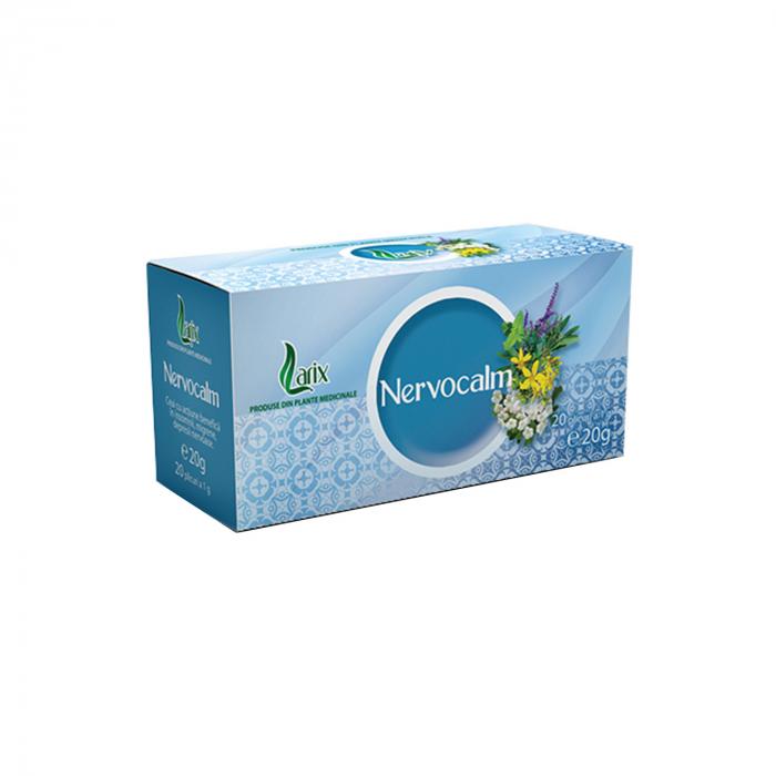 Ceai Nervocalm 20Dz Larix [0]
