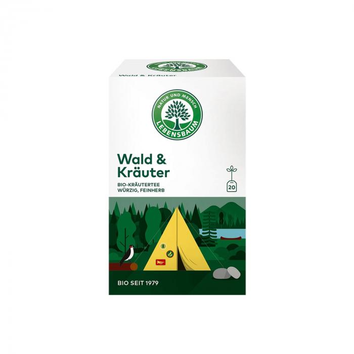 Ceai Padure & Ierburi 20Dz Lebensbaum 40g [0]