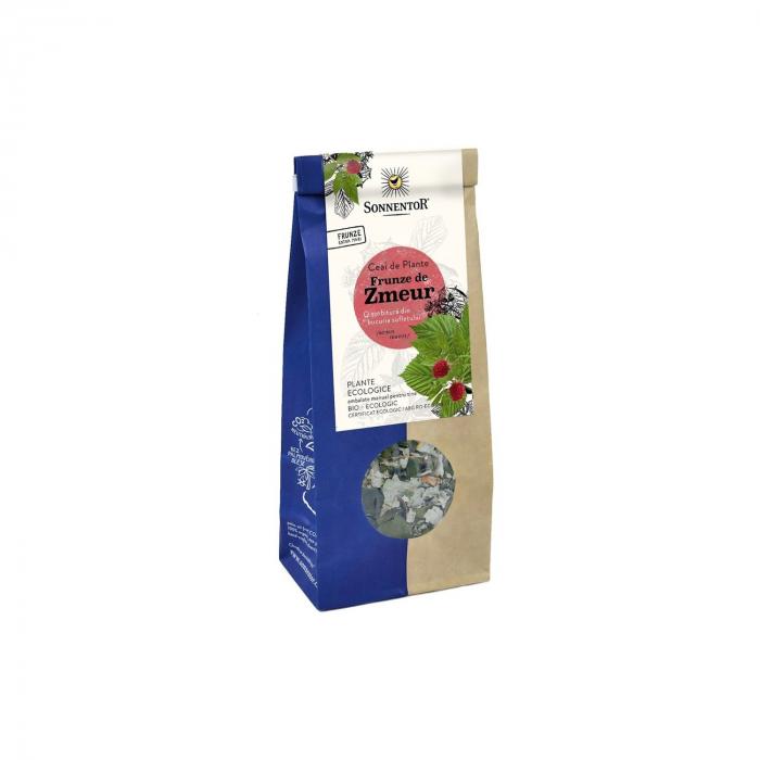 Ceai Plante Frunze De Zmeur 50G ECO [0]