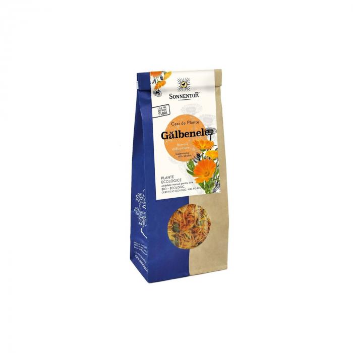 Ceai Plante Galbenele 50G ECO [0]