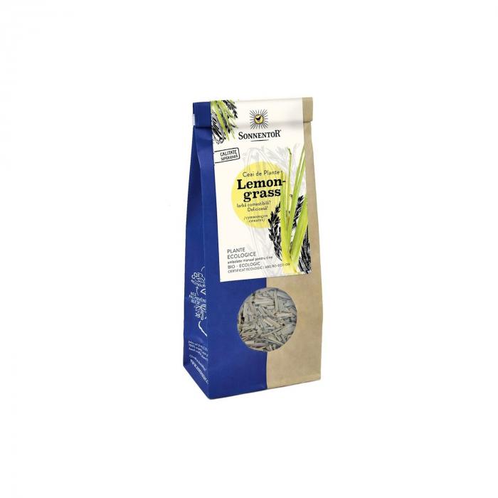 Ceai Plante Lemongrass 80G ECO [0]
