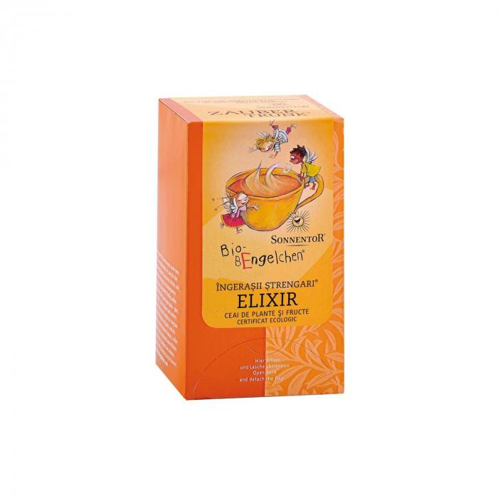 """Ceai Plic """"Ingerasii Strengari"""" Elixir 20Dz ambalate indiv ECO [0]"""