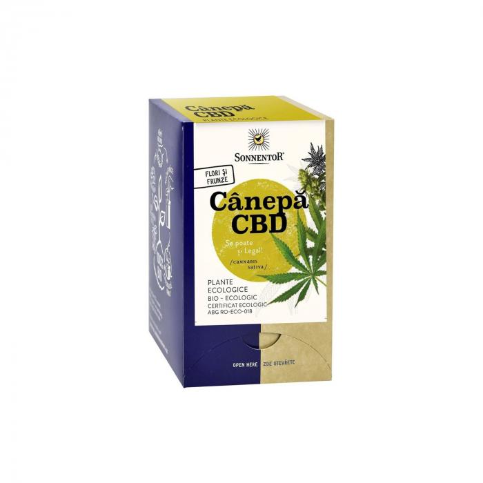 Ceai Plic Plante Canepa Cbd 18Dz ambalate indiv ECO [0]
