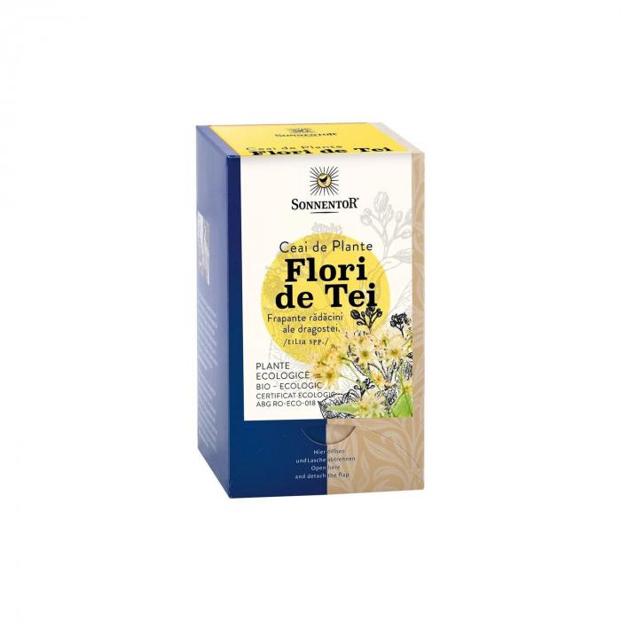 Ceai Plic Plante Flori De Tei 18Dz ambalate indiv ECO [0]