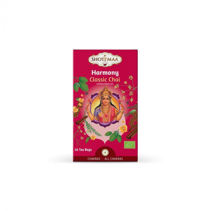 Ceai Shotimaa Chakras - Harmony - Chai Clasic Bio 16Dz [0]