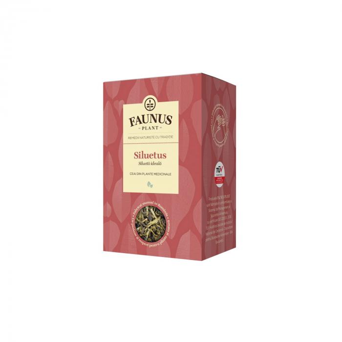Ceai Siluetus 90G Faunus Plant [0]