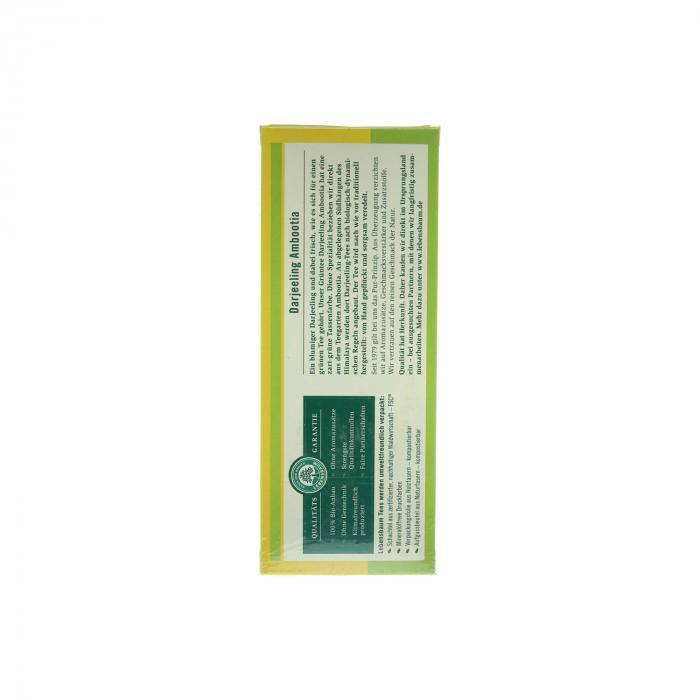 Ceai verde Darjeeling Demeter Lebensbaum 30g [1]
