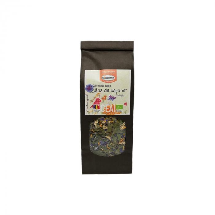 Zâna de pășune - Ceai din plante BIO cu efect detoxifiant, 40 g [0]