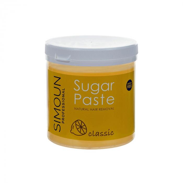 Ceara naturala de zahar pentru epilare gel, 1kg [0]
