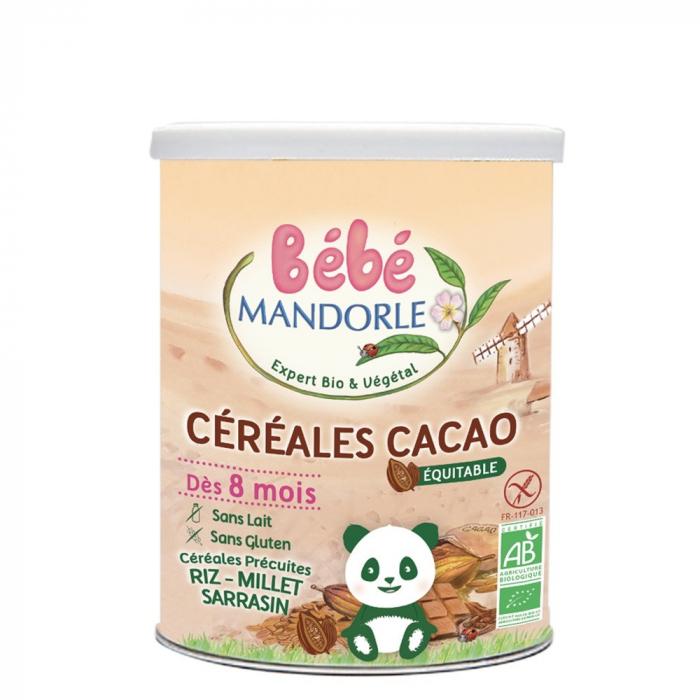 Cereale cu cacao pentru bebeluși - de la 8 luni 400g [0]