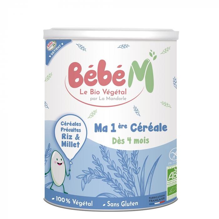 Cereale pentru bebeluși - de la 4 luni 400g [0]