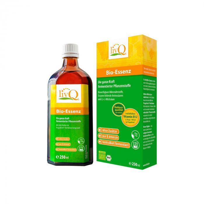 Concentrat enzimatic BIO, 250ML LIVQ [0]