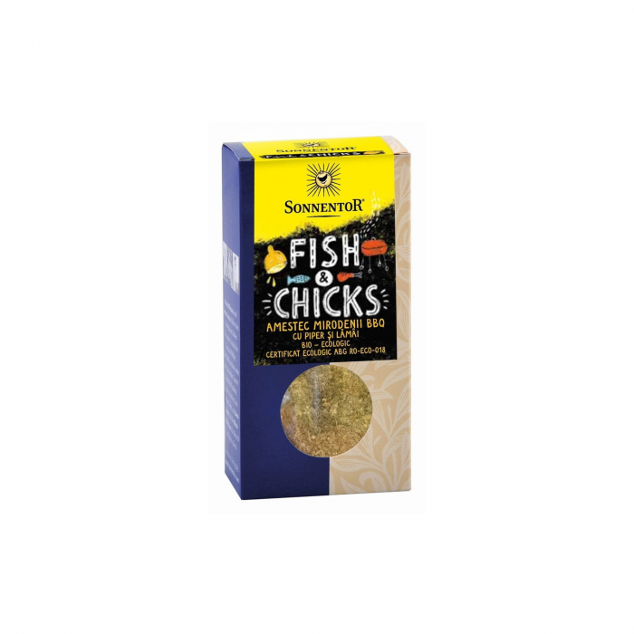 Cond. Am. Bbq - Fish & Chicks 55G ECO [0]