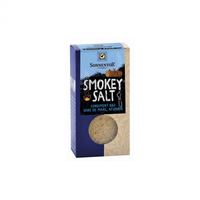 Cond. Am. Bbq - Smokey Salt (Sare Afumata) 150G ECO [0]
