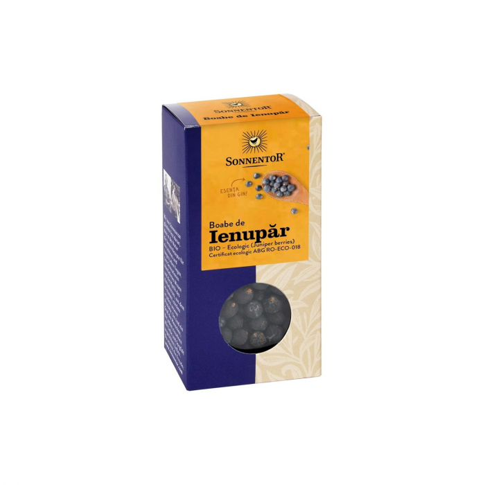 Condiment Boabe Ienupar 35G ECO [0]