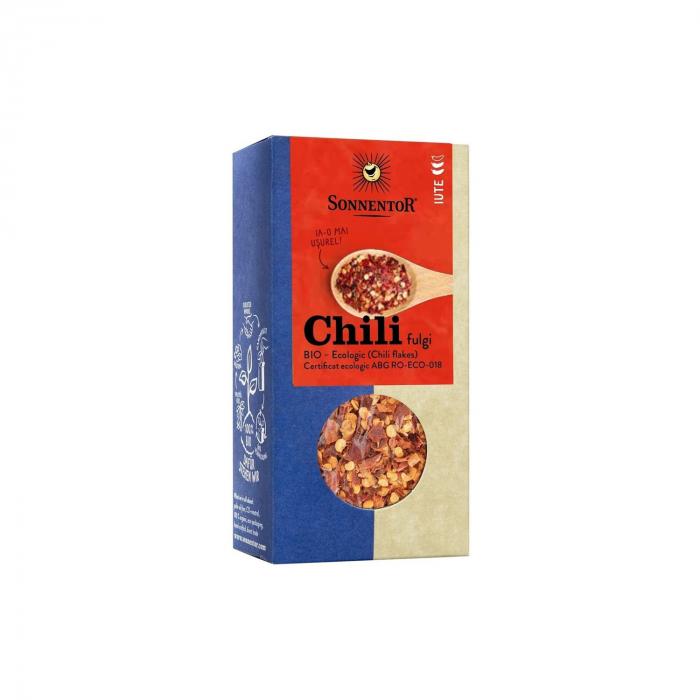 Condiment Chili Fulgi 45G ECO [0]