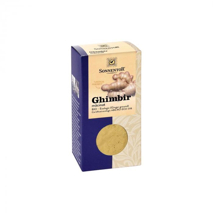 Condiment Ghimbir 35G ECO [0]