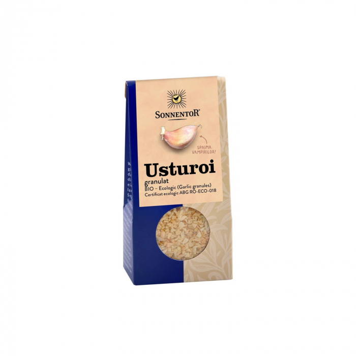 Condiment Usturoi Granulat 40G ECO [0]