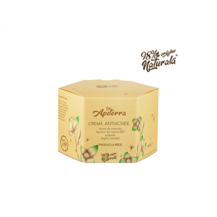 Crema antiacnee Apiterra 50ml  [0]