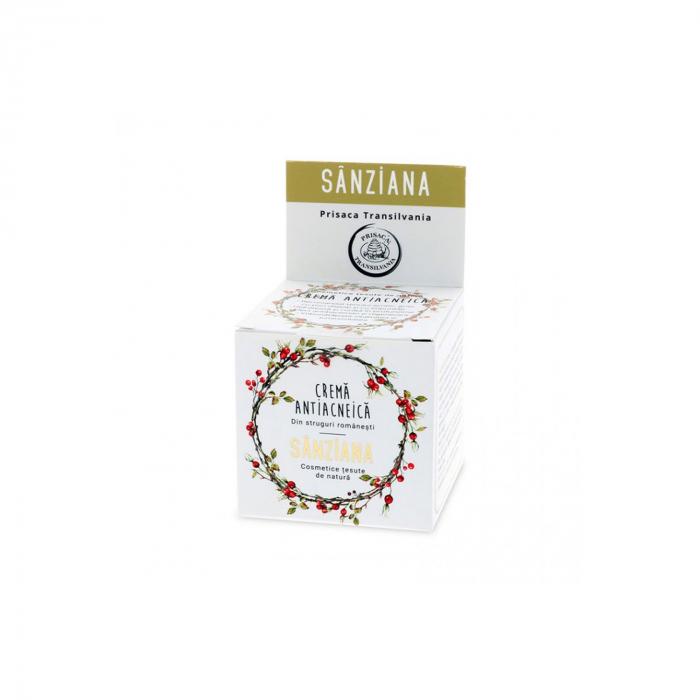 """Crema Antiacneica """"Sanziana"""" 30ml [0]"""