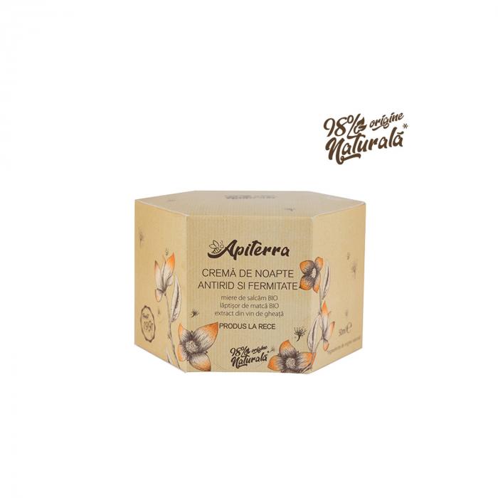 Crema antirid de noapte Apiterra 50ml  [0]