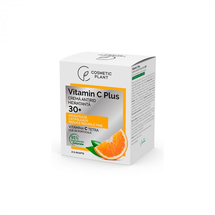 Crema Antirid Hidratanta 30+ Vitamin C Plus 50ml [0]