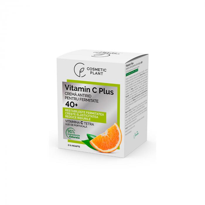Crema Antirid Pentru Fermitate 40+ Vitamin C Plus 50ml [0]