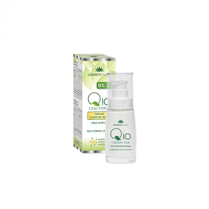 Crema Contur Ochi Q10 Mineral Complex 30ml [0]