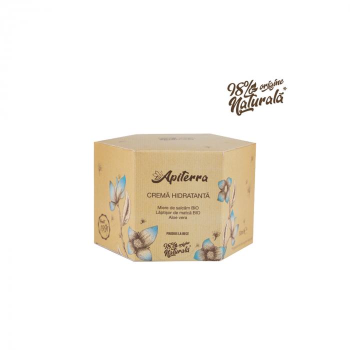 Crema hidratanta Apiterra 50ml  [0]