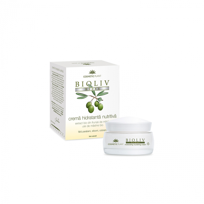Crema Hidratanta Nutritiva 50ml Bioliv Hydra [0]