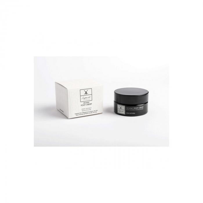 Crema organica pentru picioare 50ml [0]