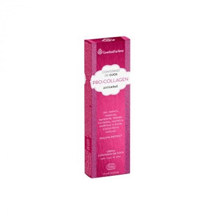 Crema pentru contur ochi, pro-collagen, antiaging 15 ml Esential'arôms [0]