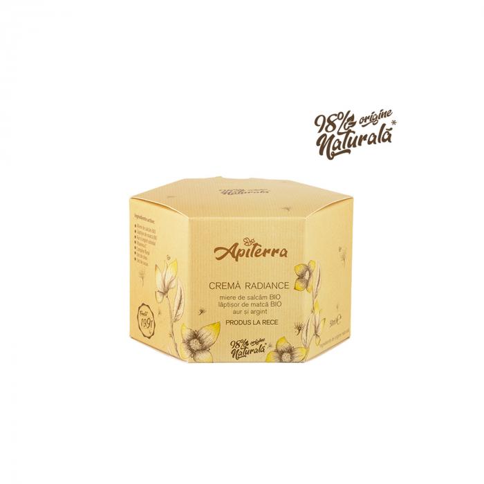 Crema radiance Apiterra 50ml  [0]