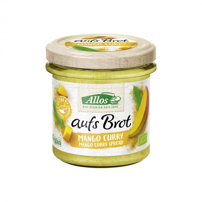 Crema tartinabila cu mango si curry 140g [0]