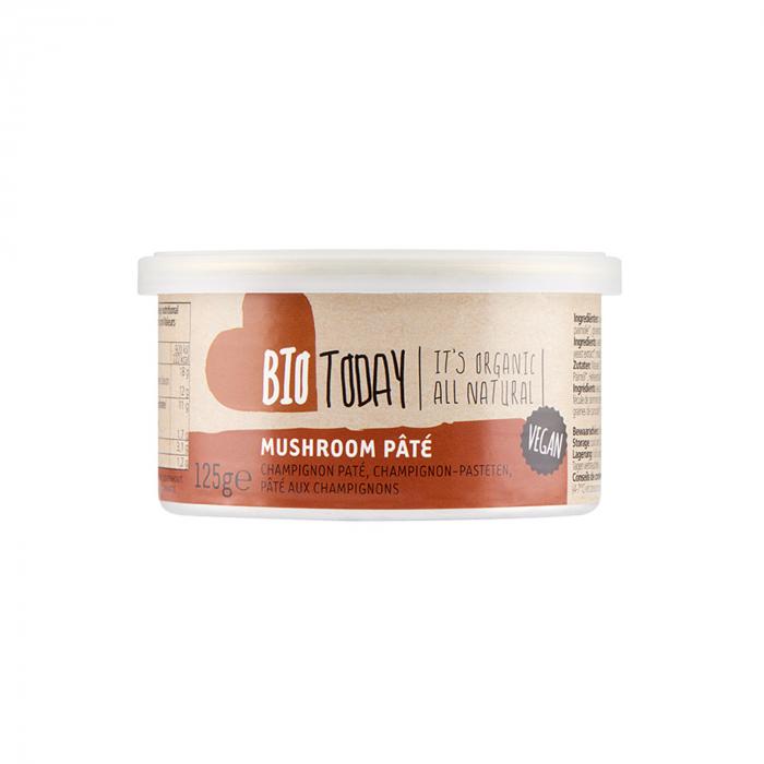 Crema Vegana Cu Ciuperci Bio 125G [0]