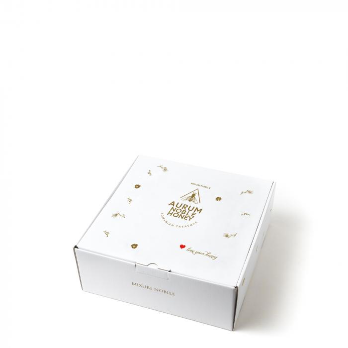 Pachet Love your honey Mix delicatese din miere 4+1 630g [1]