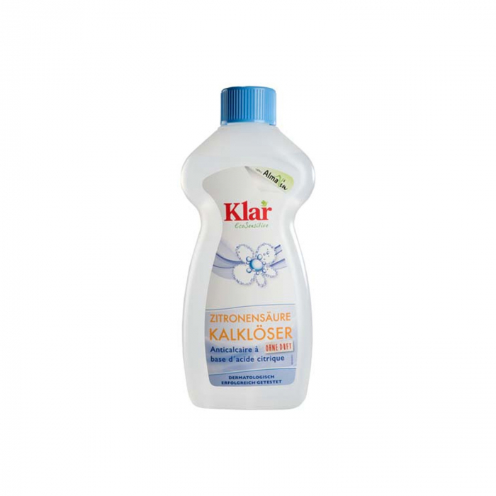 Decalcificator cu acid citric Klar 500g [0]