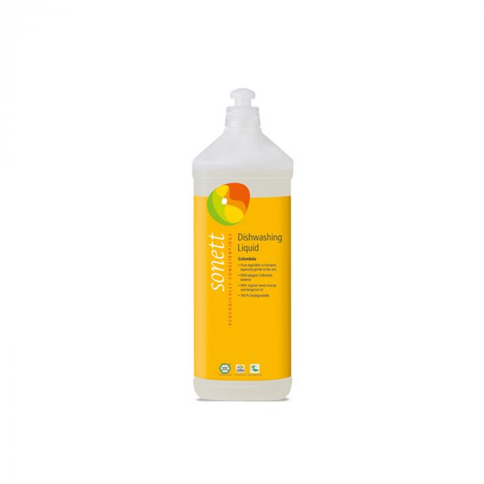 Detergent ecologic pt. spalat vase - galbenele 1l Sonett [0]