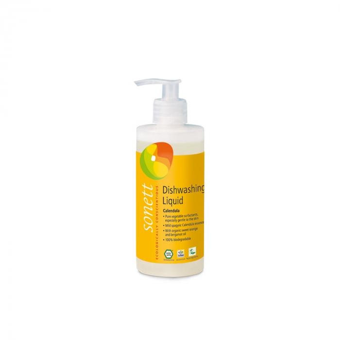 Detergent ecologic pt. spalat vase - galbenele 300ml Sonett [0]