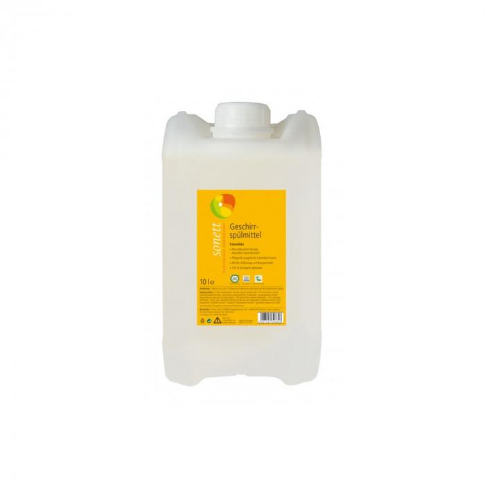Detergent ecologic pt. spalat vase - galbenele 5l Sonett [0]