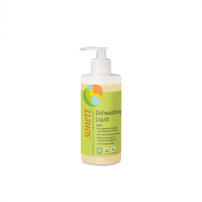 Detergent ecologic pt. spalat vase - lamaie 300ml Sonett [0]