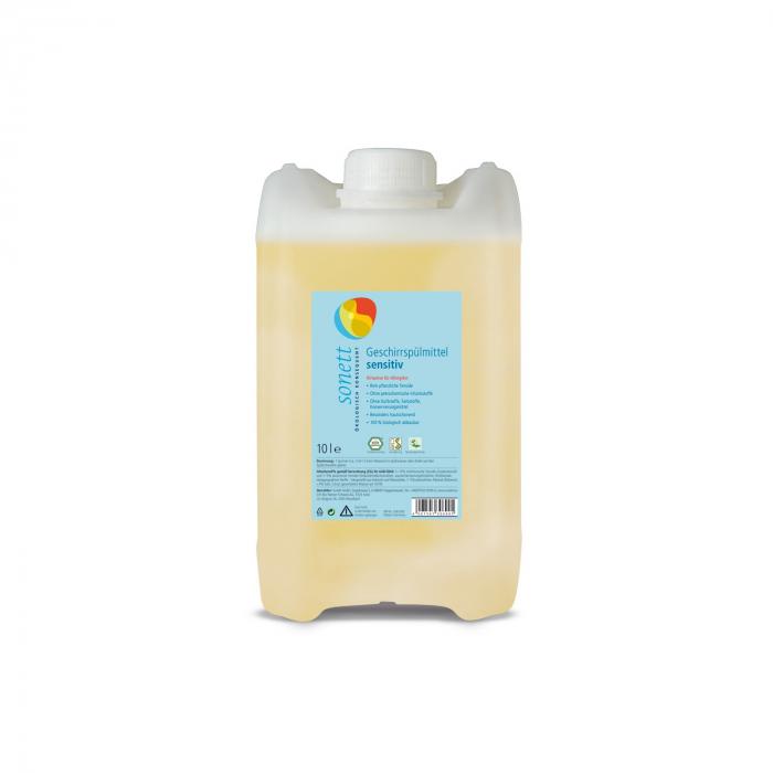 Detergent ecologic pt. spalat vase - neutru 10l Sonett [0]