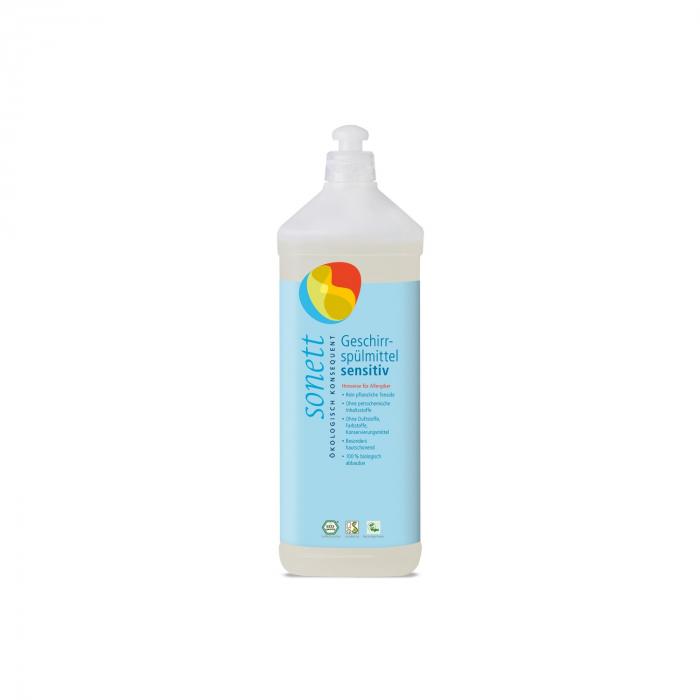 Detergent ecologic pt. spalat vase - neutru 1l Sonett [0]
