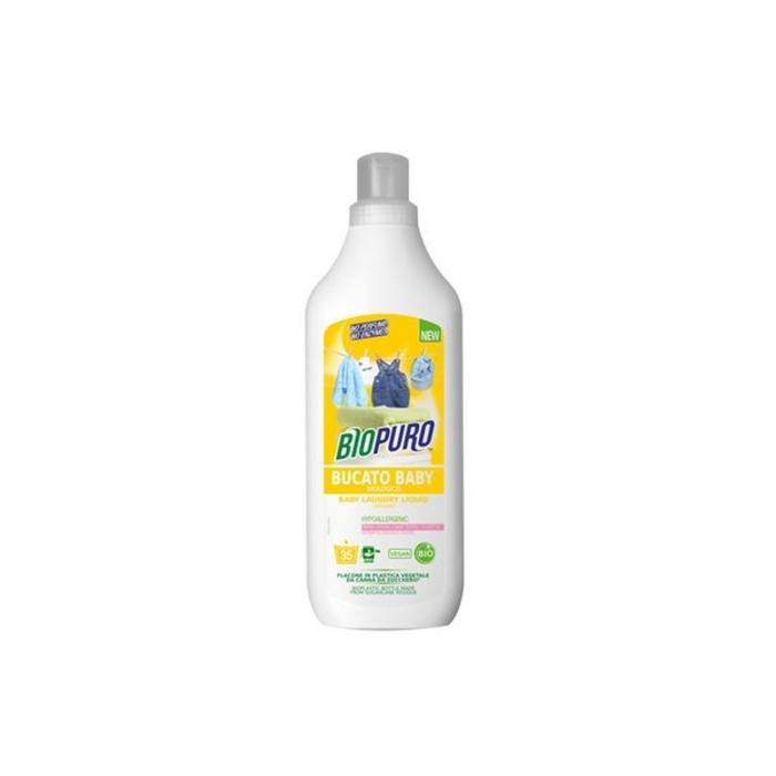 Detergent hipoalergen pt. hainutele copiilor BIO 1l [0]